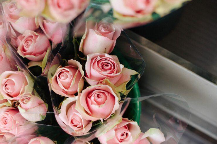 משלוח פרחים בקופסא
